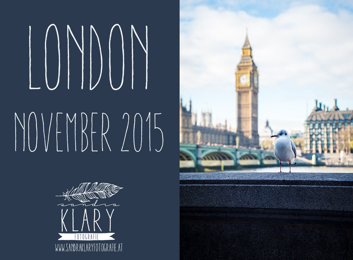 Big Ben - London - Sandra Klary Fotografie