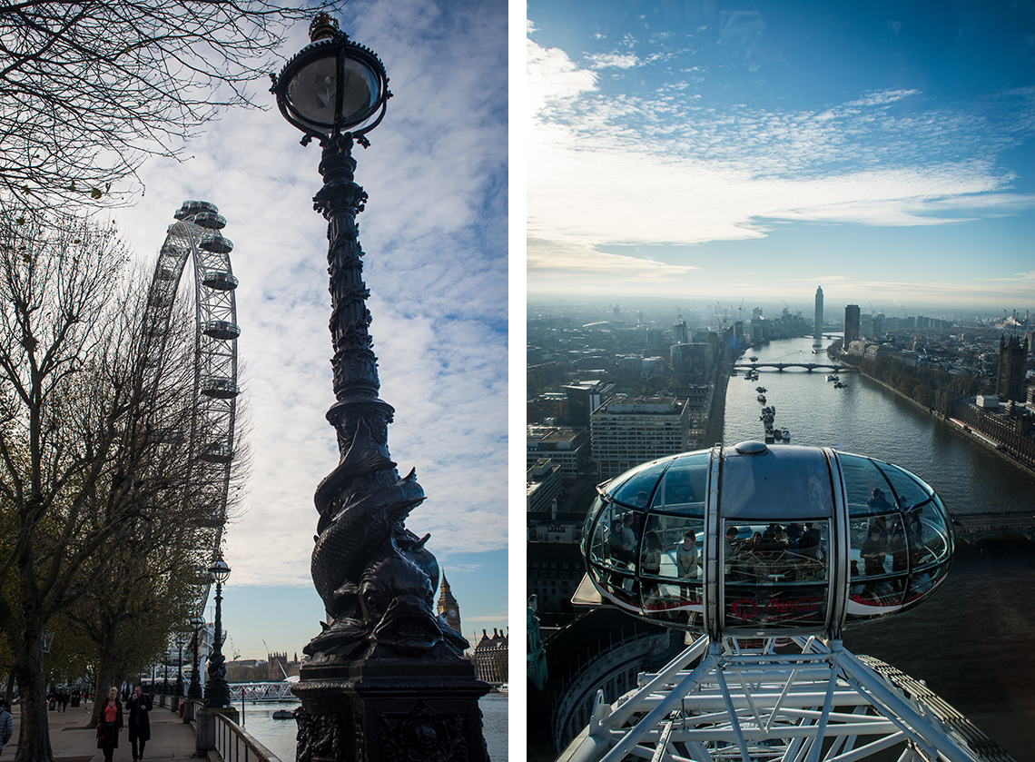 London Eye  - London - Sandra Klary Fotografie