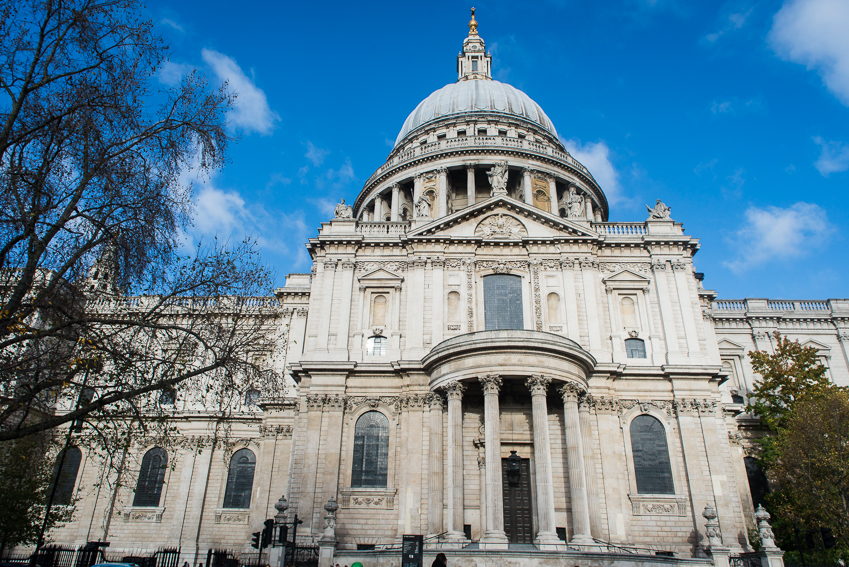 St. Paul's Cathedral - London - Sandra Klary Fotografie