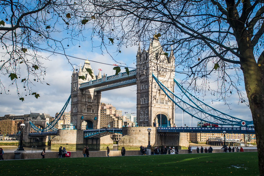 Tower Bridge - London - Sandra Klary Fotografie