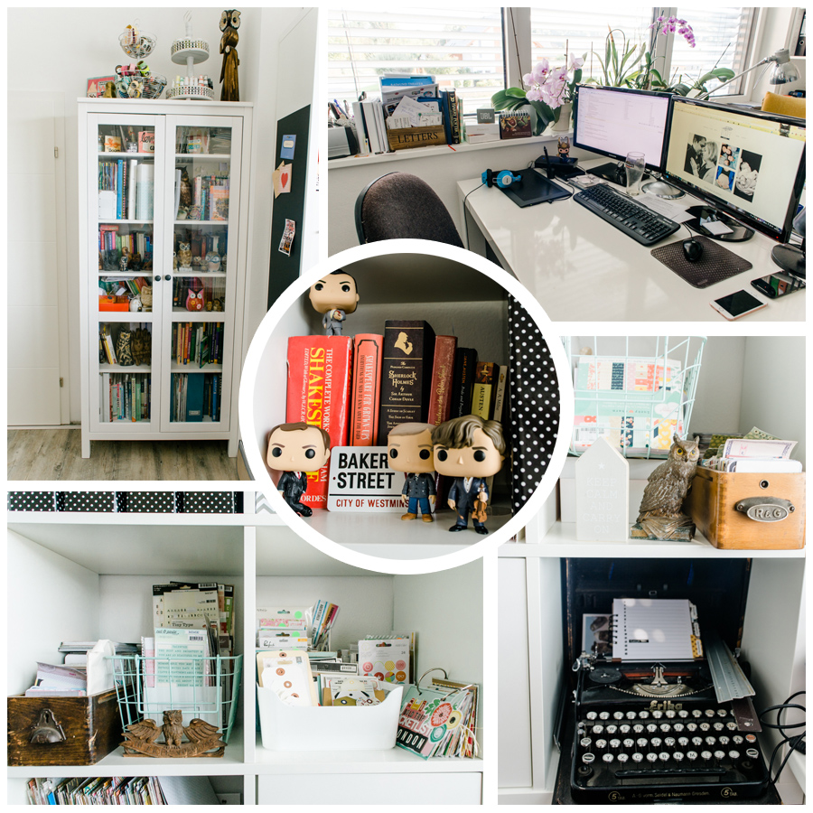 Office-Tour | Sandra Klary Fotografie