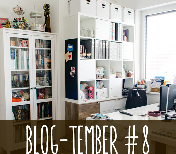 Blog-tember #8: eine kleine Office-Tour