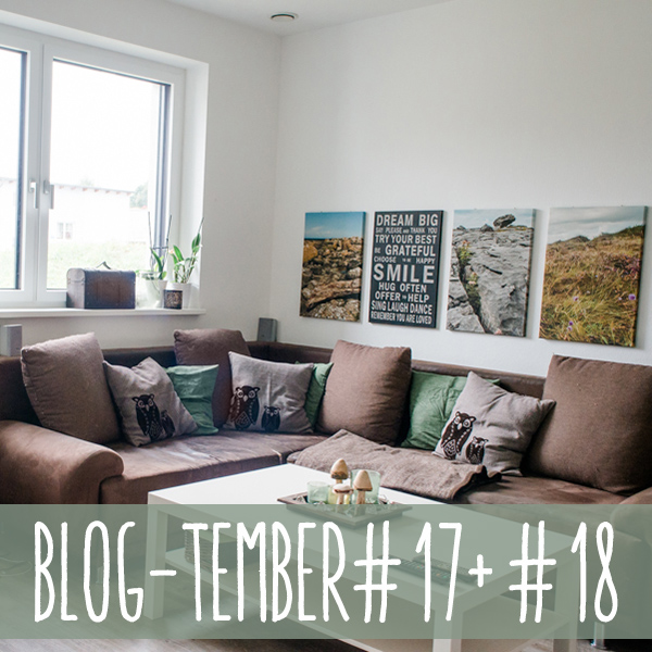 Blog-tember #17 und #18: Video und liebstes Gadget