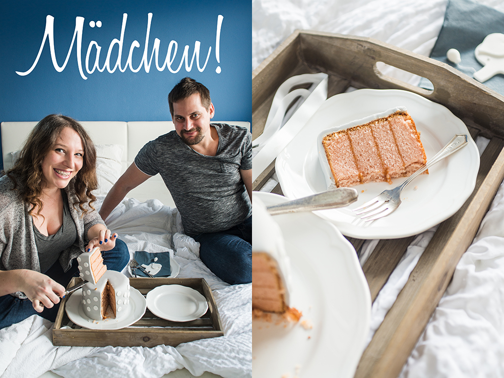 Gender Reveal - was wird es? - Sandra Klary Fotografie